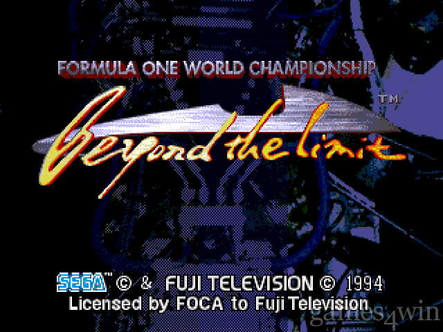 Formula One World Championship 1