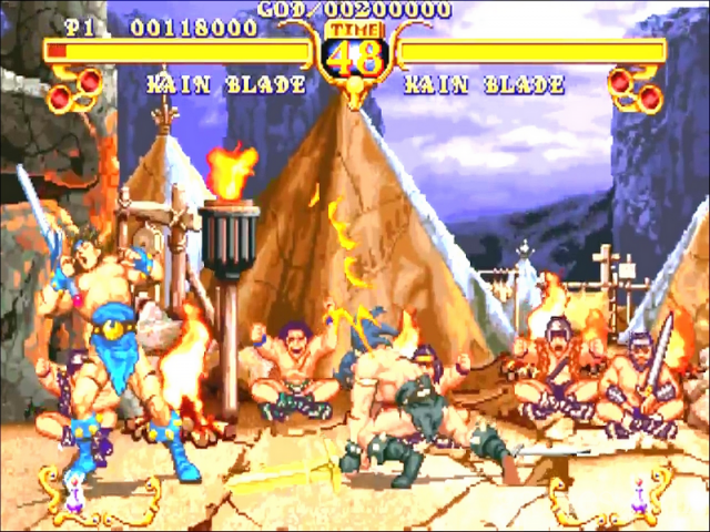 Golden Axe: the Duel 4