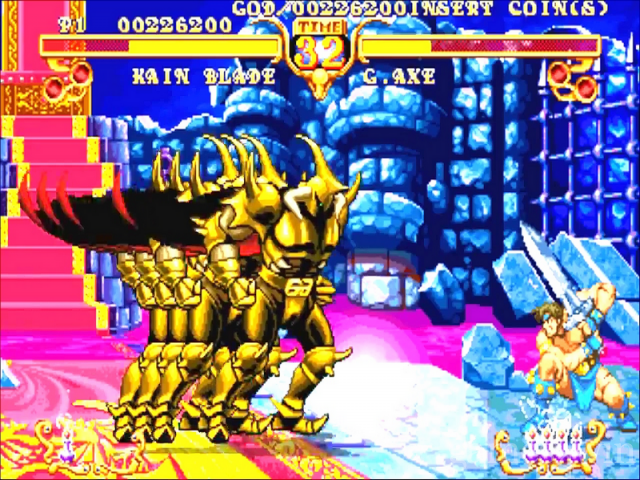 Golden Axe: the Duel 15
