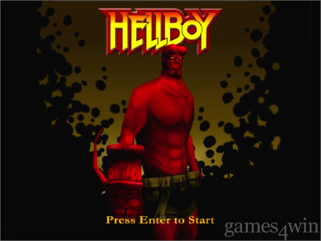 Hellboy: Dogs of the Night 1