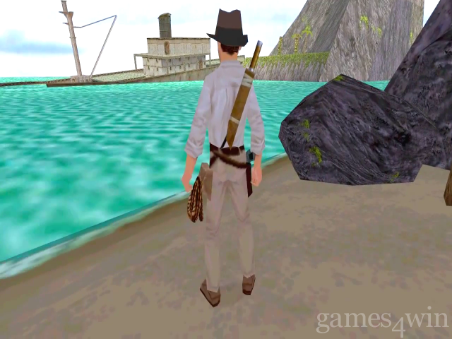 indiana jones and the infernal machine pc download