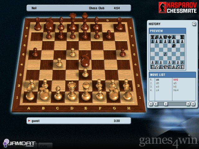 Kasparov Chessmate Free Download full game for PC, review