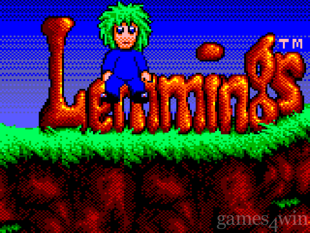 Lemmings (gamegear) 1