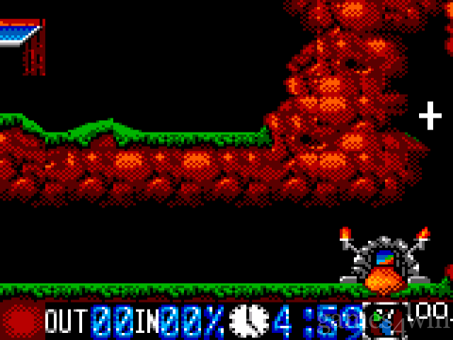 Lemmings (gamegear) 4