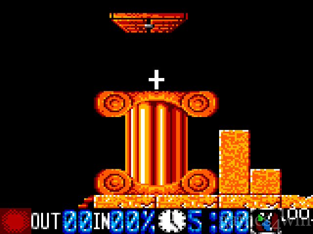 Lemmings (gamegear) 8