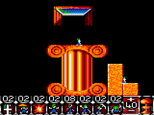 Lemmings (gamegear) 12