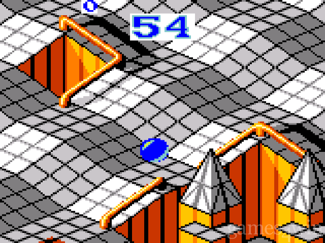 Marble Madness (gamegear) 4