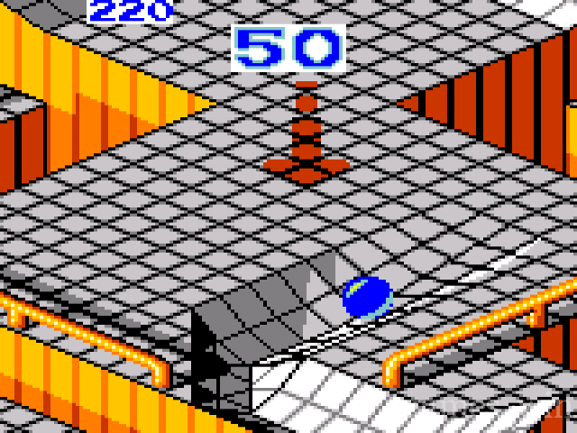 Marble Madness (gamegear) 5