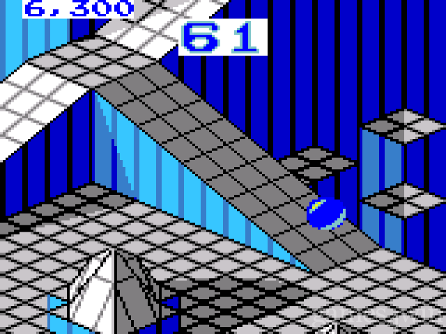 Marble Madness (gamegear) 10