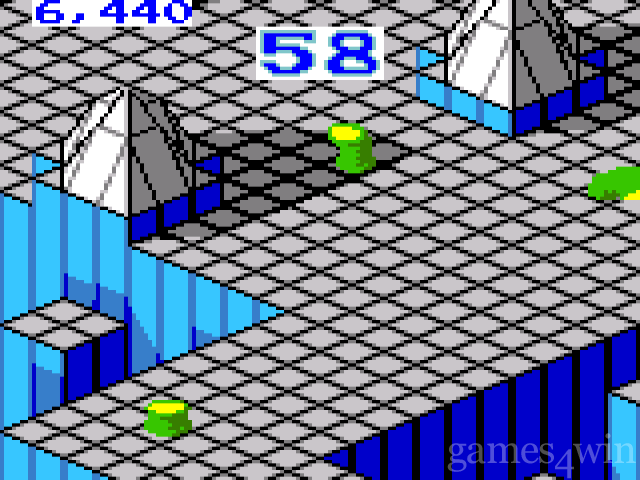 Marble Madness (gamegear) 9
