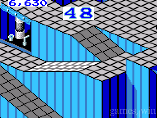 Marble Madness (gamegear) 11