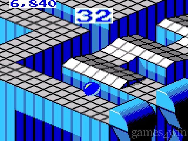 Marble Madness (gamegear) 12