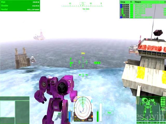 MechWarrior 4: Vengeance Free Download full game for PC