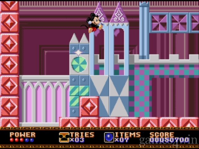 Mickey Mouse Castle of Illusion 2