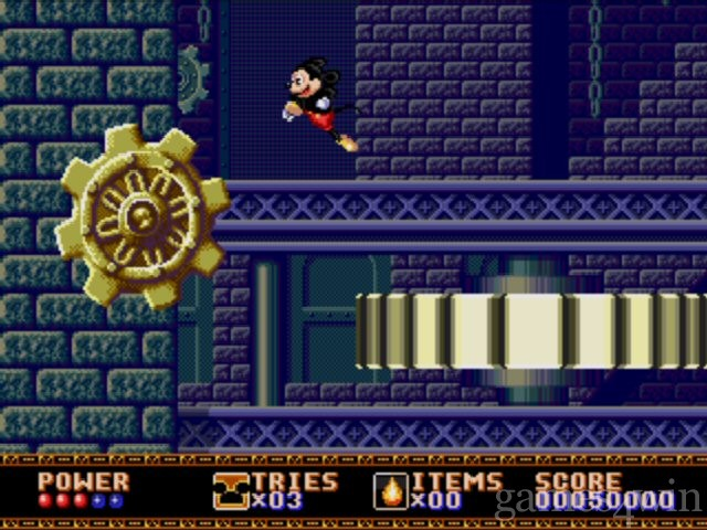 Mickey Mouse Castle of Illusion 3