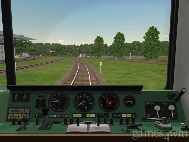 Microsoft Train Simulator 1