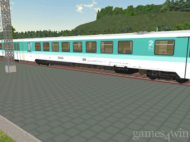 Microsoft Train Simulator 4