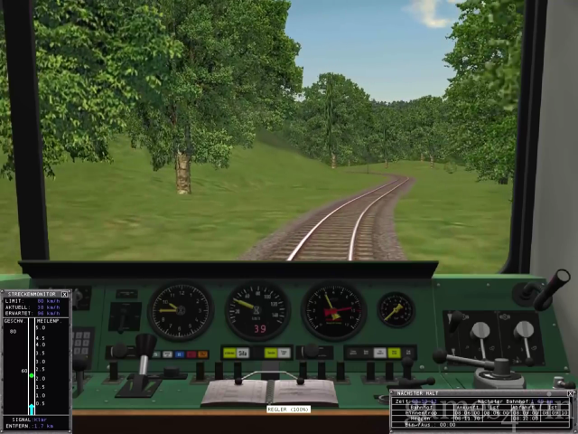 Microsoft Train Simulator 8