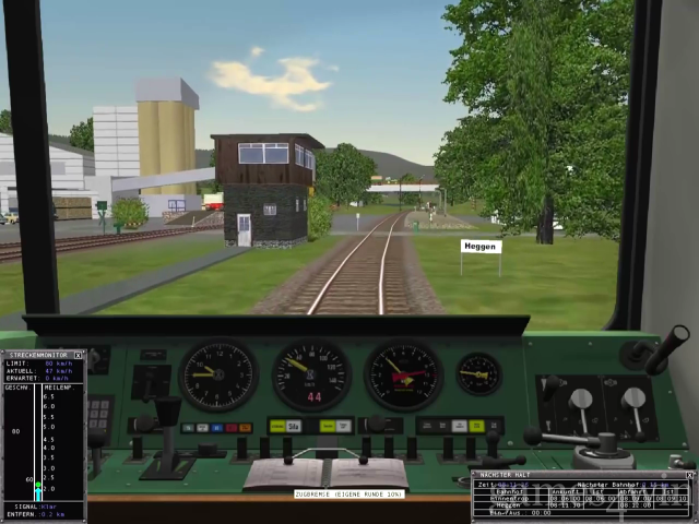 Microsoft Train Simulator 10