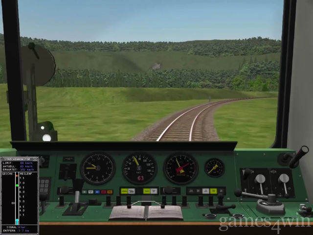 Microsoft Train Simulator 13
