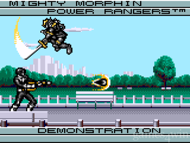 Mighty morphin power rangers the movie free download games4win - Power rangers ryukendo games free download ...