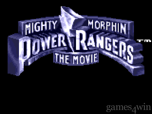 Mighty Morphin Power Rangers - The Movie 1