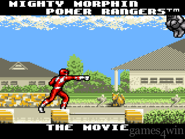 Mighty Morphin Power Rangers - The Movie 3