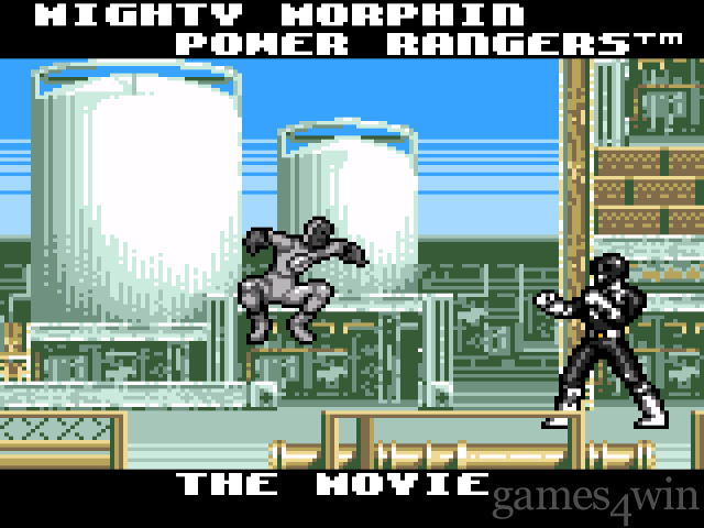 Mighty Morphin Power Rangers - The Movie 7
