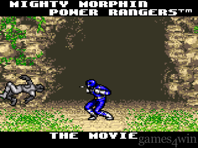 Mighty Morphin Power Rangers - The Movie 8