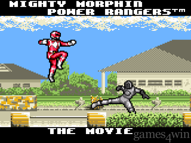 Mighty Morphin Power Rangers - The Movie 13