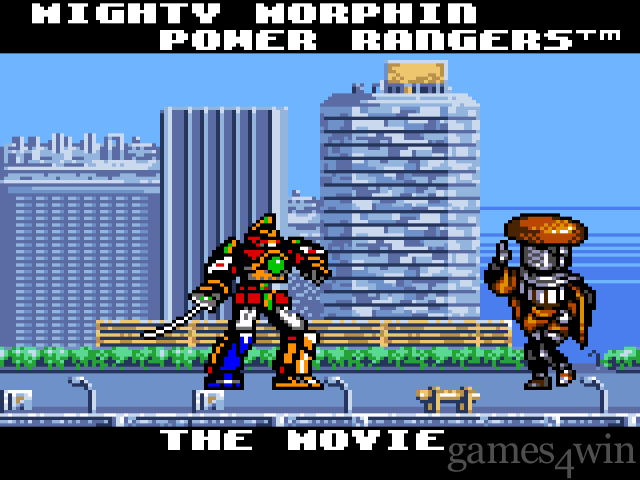 Mighty Morphin Power Rangers - The Movie 14