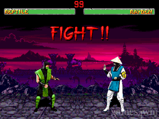 Mortal Kombat 2 Download - Games4Win