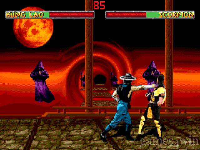 Mortal Kombat 2 Free Download full game for PC, review and