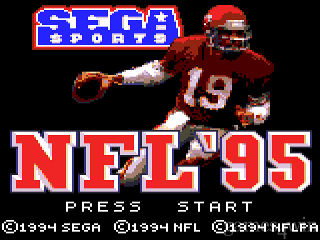 4d855deb5c9 NFL  95 Free Download full game for PC