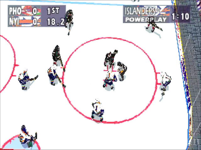 NHL All-Star Hockey 98 Free Download full game for PC