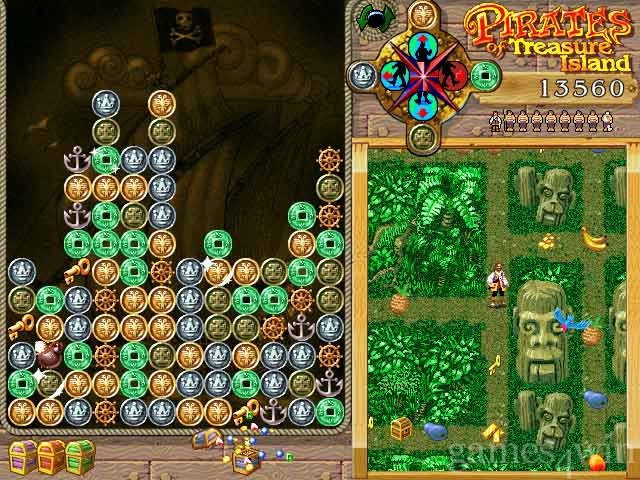 Pirates of Treasure Island Free Download full game for PC