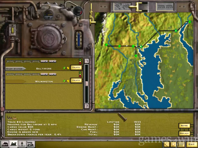 Railroad Tycoon 2 Free Download full game for PC, review and