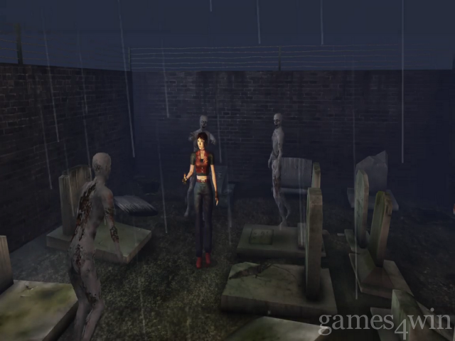 Resident Evil: Code: Veronica Free Download full game for PC, review