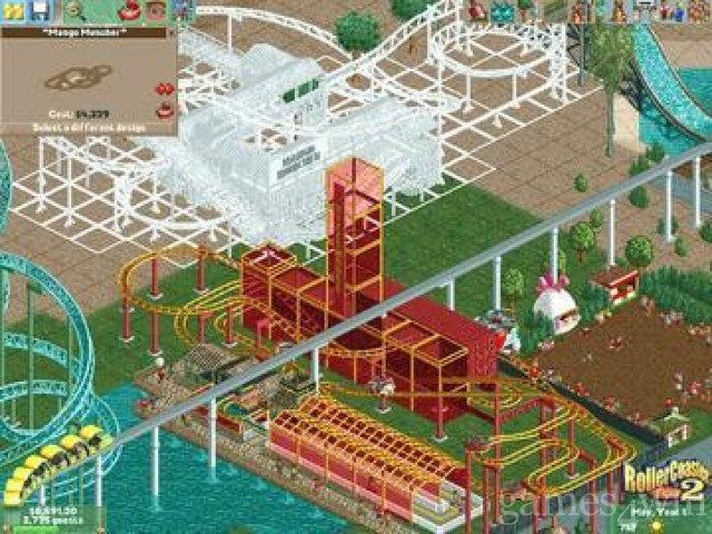 RollerCoaster Tycoon 2 Free Download full game for PC