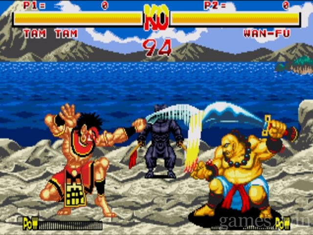 Samurai Shodown Download - Games4Win