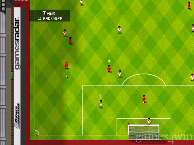 Sensible World of Soccer 3