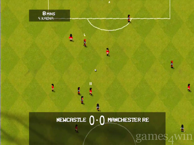 Sensible World of Soccer 15