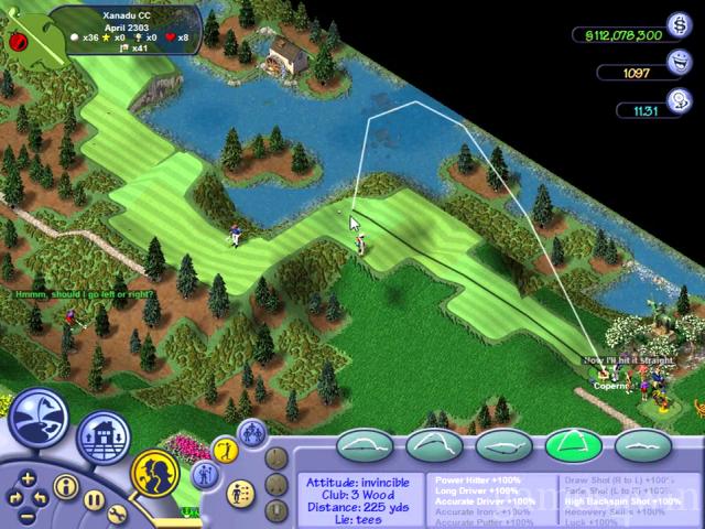 Sid Meier%27s Simgolf Mac