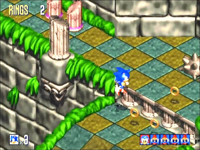Sonic 3D Blast Free Download full game for PC, review and