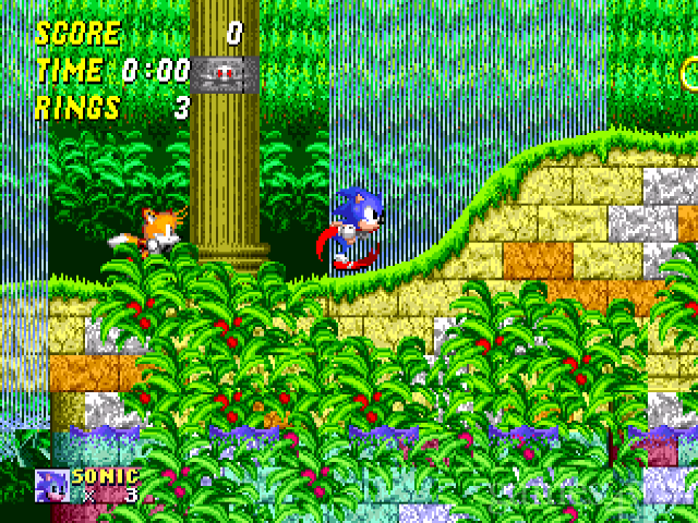 Sonic The Hedgehog 2 Free Download full game for PC, review and