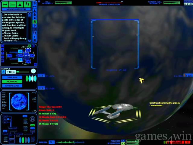 Star Trek: Starfleet Command Free Download full game for PC, review