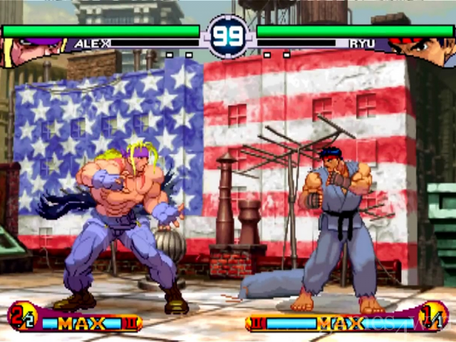 Street Fighter 3 2nd Impact Free Download full game for PC