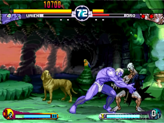 Street Fighter 3 2nd Impact 2