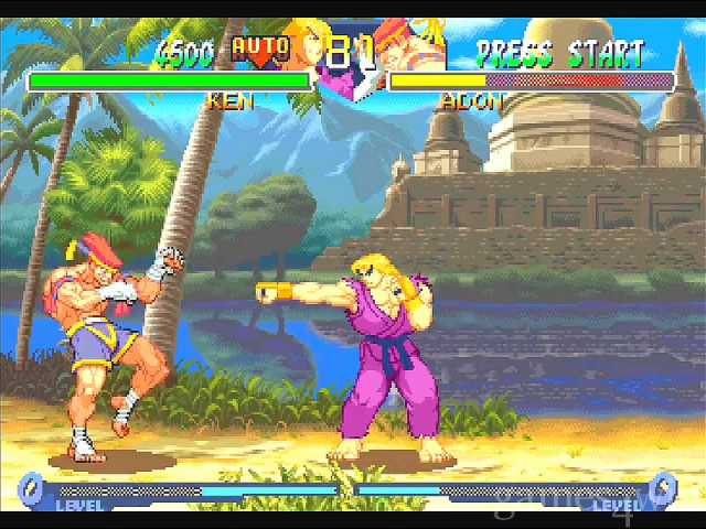 Street Fighter Alpha 2 Free Download full game for PC