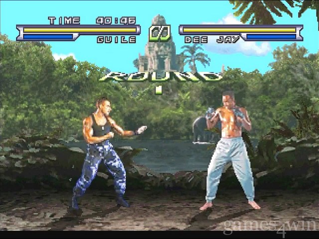 Street Fighter the Movie Free Download full game for PC